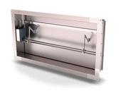 Клапан дымоудаления VERTRO KZO-1D-800X500-M220-V-S