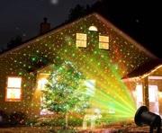 Лазерный проектор украшение для любого фасада