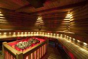 Оптоволоконное освещение для саун,  бань и хамамов.